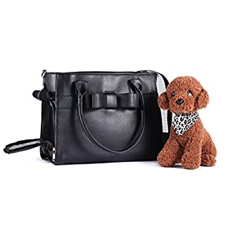 Pet Carrier Dog Chihuahua Purse Tote Bag Gift Puppy Cat Handbag Travel Bag 22
