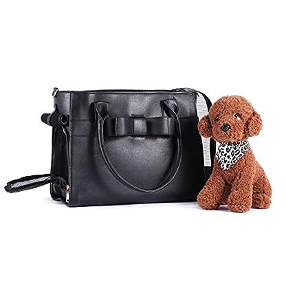 Pet Carrier Dog Chihuahua Purse Tote Bag Gift Puppy Cat Handbag Travel Bag 1
