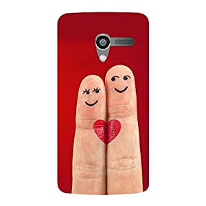 Perfect print Back cover for Motorola Moto X
