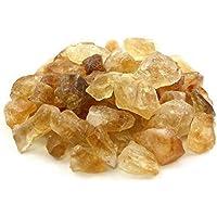 Healing Crystals Indien: 100 g grobe Citrin-Steine aus Brasilien, Rohe Naturkristalle zum Verkabeln, Schneiden... preisvergleich bei billige-tabletten.eu