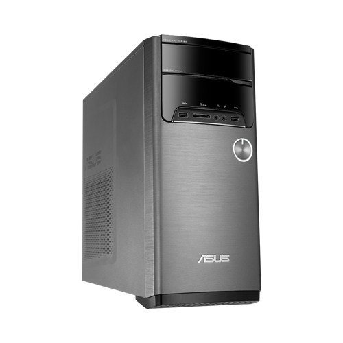 Asus M32CD-SP020T – Ordenador de sobremesa (Intel Core i7-6700, 12 GB de RAM, HDD de 1 TB, NVIDIA GTX950 2 GB, WiFi AC, Windows 10), color monótono