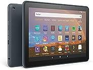 Fire HD 8 Plus-Tablet, 8-Zoll-HD-Display, 32 GB, Schiefergrau, Mit Werbung; unser bestes 8-Zoll-Tablet für Unt