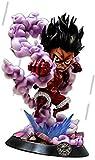 Qivor One Piece Rufy Nico Robin · Chopper Usopp Brook Nami Sanji Franky Zoro del Anime Figura Modello G