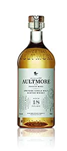 Aultmore 18 Year Old Single Malt Whisky by Aultmore