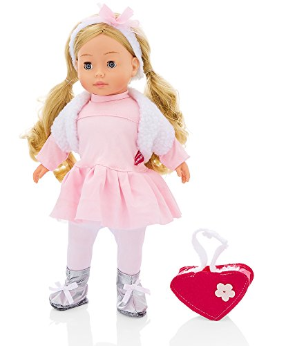 Molly Dolly Bambolina Dancing On Ice Doll