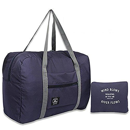Leinwand Falten Anzug (Arxua Reise leichte wasserdichte faltbare tragbare Lagerung Gepäck Tasche)
