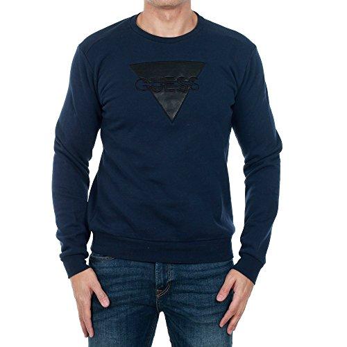 Guess Herren Pullover Marineblau