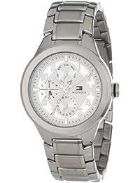 Tommy Hilfiger Franklin 1710237 - Reloj de caballero de cuarzo, correa de acero inoxidable color