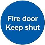 94,6L.- Express Jfr07002s Jangro Fire Door Keep Shut, 100x 100, S/A