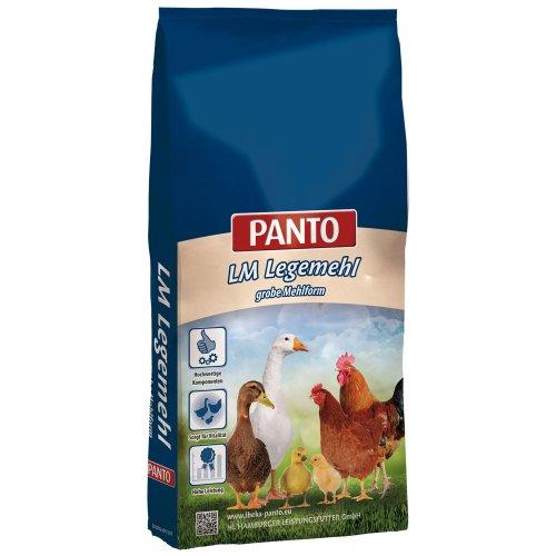 PANTO LM Legemehl (grobe Mehlform) ( auch als LMK in pelletierter Form erhältlich), 1er Pack (1 x 25000 g)