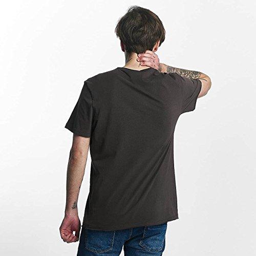 Amplified Herren Oberteile/T-Shirt The Rolling Stones Tumbling Dice Grau