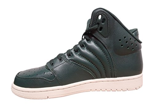Nike Jordan 1 Flight 4, espadrilles de basket-ball homme grove green light bone 300