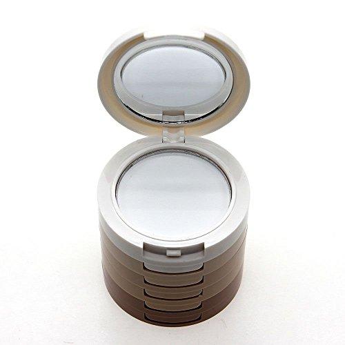 5 Couleurs Correcteur Cache-cernes Ombrage Poudre pressée Palette Maquillage