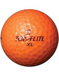 Longridge - Lote de 100 bolas de golf recuperadas variadas, Grado B naranja naranja