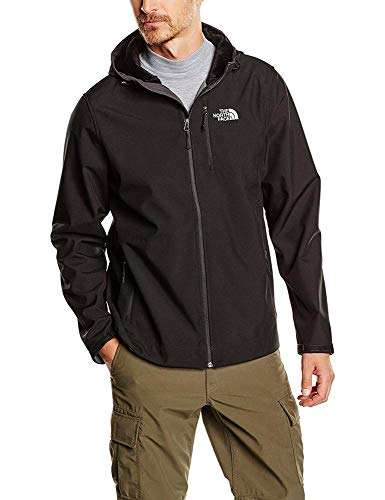 The North Face Herren Kaputzenjacke Durango Hoodie Hoody, Tnf Black, XXL - Jacke Face Herren Apex North