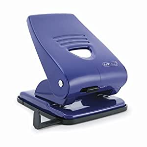 Rapesco Hole Punch - 835, 40 Sheet Capacity (Blue)