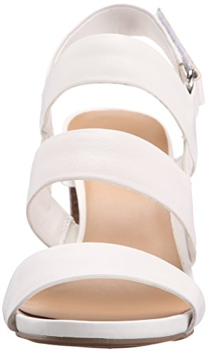 Franco Sarto Jena Femmes Cuir Sandale white