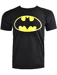 Batman Logo T-shirt Kult Comic S-XXL Neu