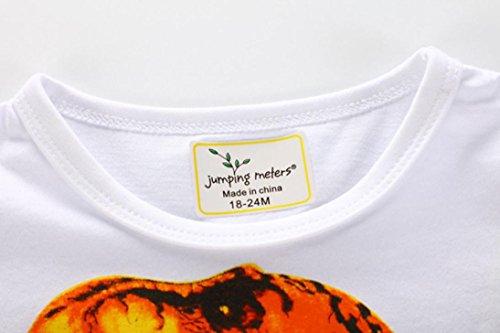 d44ce11655941 LuckyGirl Nfantile Bébé Enfants Garçons Filles T Shirts Imprimé ...
