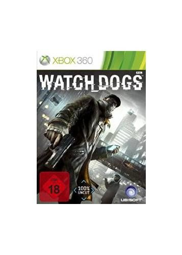 Watch_Dogs (Dogs Video-spiele Xbox 360-watch)