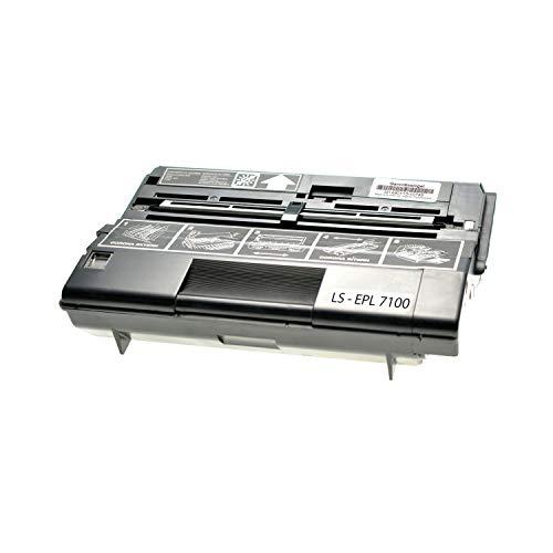 LS Toner für Epson EPL-7100 C13S051009 Black, 8000 Seiten,kompatibel zu C13S051009 - Epson Fx-serie