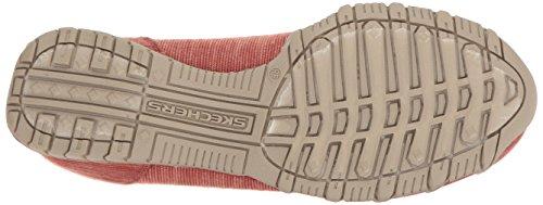 Skechers Charbon de Bois Motards Fainéant Chaussures Brick