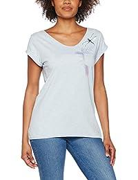 Esprit 047ee1k016, T-Shirt Femme