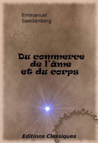 Du commerce de l'âme et du corps par Emmanuel  Swedenborg