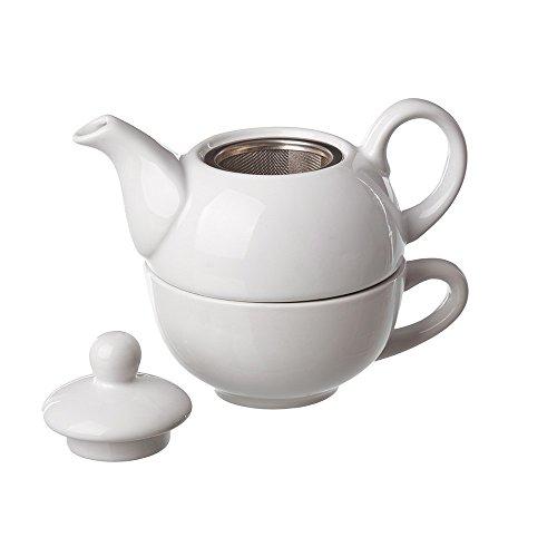 Stoneware con taza y filtro de acero Inoxidable