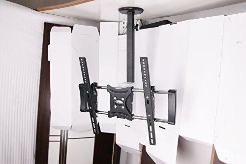 Tronje ETR103 Motor Deckenhalterung TV elektrische Deckenhalterung für Fernseher LED TV Plasma Monitore von 26″ bis 42″ oder größer Digital Signage mit Fernbedienung - 2