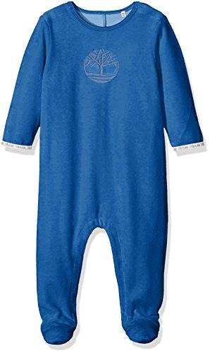Timberland Baby - Jungen Schlafstrampler Pyjama, Königsblau, 81cm (Herstellergröße: 18 Mon Preisvergleich