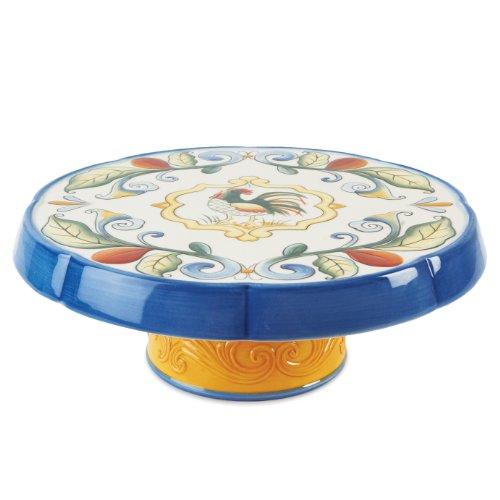Ricamo Collection, Cake Plate/Chip and Dip Mikasa-dip-set