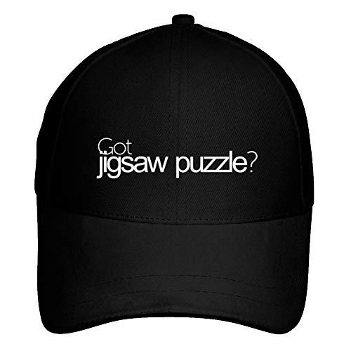 Idakoos Got Jigsaw Puzzle? Bold - Ocio - Gorra De Béisbol