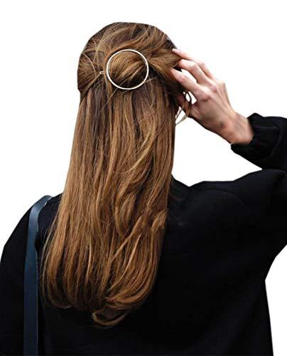 apparence élégante beauté Super remise Pinces Cheveux Rond