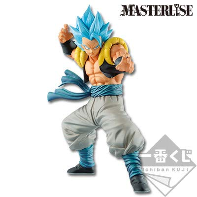 Dragon Ball Super Broly Figure Gogeta SSGSS Oversea Masterlise Dragon Ball Super The 20th Film JETZT VERFÜGBAR!