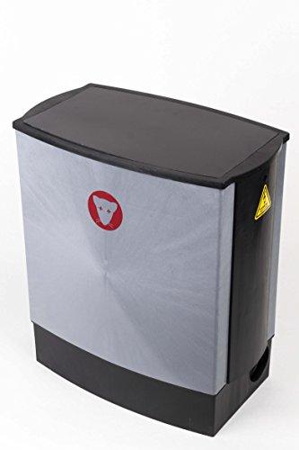 Anti souris Anti rats WiseBox 4 sans panneau solaire avec kit accessoires