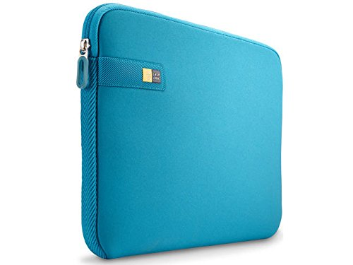 Case Logic Notebook Sleeve für Notebooks bis 33,7 cm (13.3 Zoll) Peacock Blau (Logic 13.3 Case)
