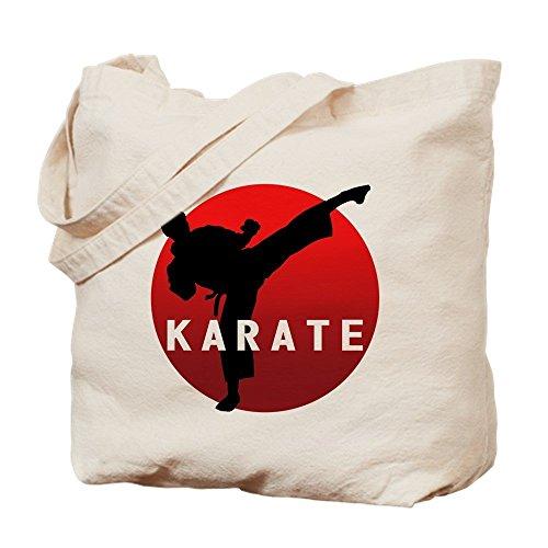 Bing Karate Keri 1–Leinwand Natur Tasche, Reinigungstuch Einkaufstasche (Tasche Karate Schwere)
