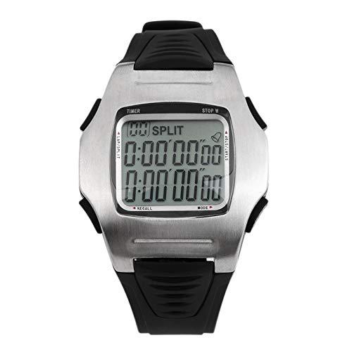Elviray Multifunktionsuhren Fußball Schiedsrichter Uhren Stoppuhr Timer Chronograph Countdown Football Club Herrenuhr Neu eingetroffen (Fußball-countdown-uhr)