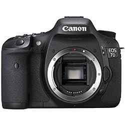 CANON EOS 7D (Reconditionné)