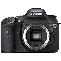 Canon EOS 7D - Cámara Réflex Digital 18 MP (Cuerpo) (Reacondicionado Certificado)