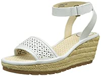 Fly London Women EKAL969FLY Heels Sandals, Off White (Offwhite 002), 3 UK 36 EU