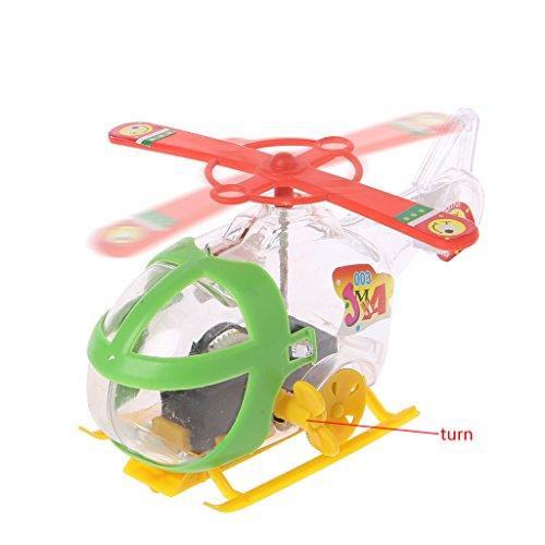 Tandou Mini Hubschrauber Flugzeug Clockwork Winding Drohnen Kinder Spielzeug Geburtstagsfeier Geschenk