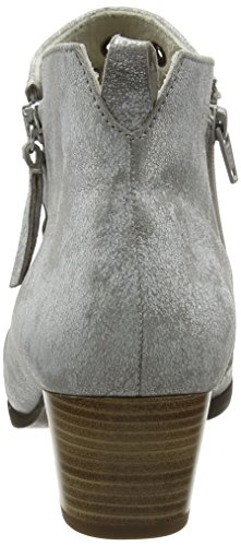 Gabor Shoes Comfort, Stivaletti Donna Argento (silber 13)