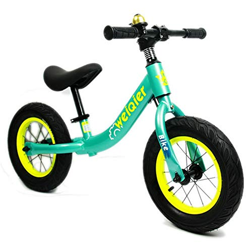 Vélo d'entraînement d'équilibre 12 '14' vélo d'équilibre avec frein et cloche pour enfants et...