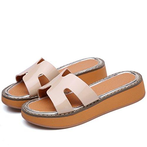 Signora,Estate,Pantofole/Usura,Flat,Casual Pantofole D