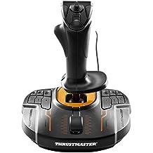 ThrustMaster T.16000M FCS - Le Joystick PC Doté d'une Précision Chirurgicale pour Les Jeux de Combats Aériens dans Les Environnements VR et Non VR