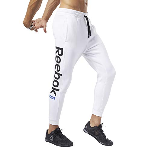 Reebok Te Big Logo Jogger Pantalón