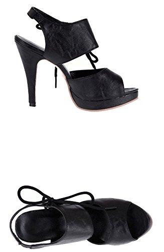 Nonbrand , Sandales pour femme Noir