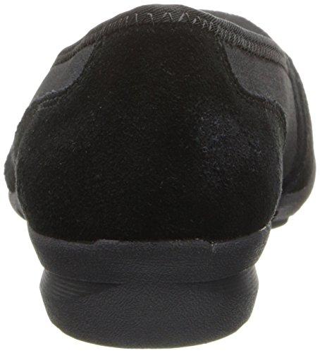 Carriera Da Skechers Da 9 A 5 Slip-on Flat Black
